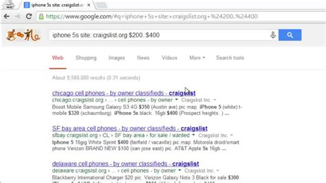 Search Nationwide How To Search All Of Craigslist Nationwide 7 Steps