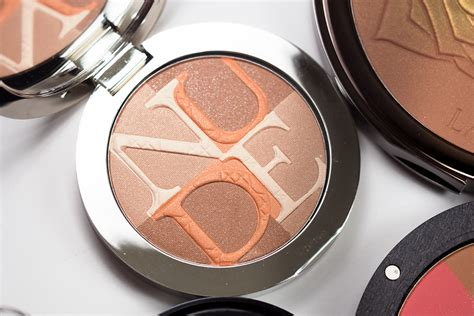 Diorskin Shimmer by The Office Chic It S Summer Time Be A Bronzed Goddess