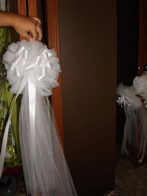 Wedding Arch Bows by How To Make A Bow Tutorial Weddingbee Photo Gallery