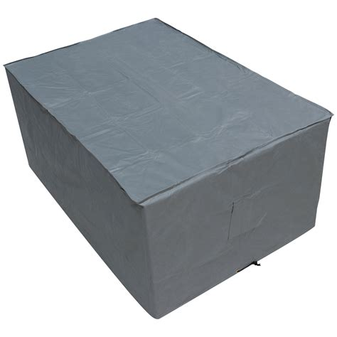 small table cover oxbridge small table cover grey covers outdoor value