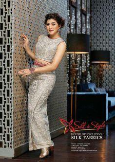 Miami 63 Set Kebaya By myanmar dress style kebaya thai dress and kebaya brokat