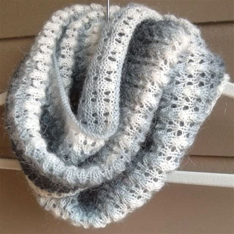 free pattern knit mohair scarf simple lace and mohair scarf purl avenue
