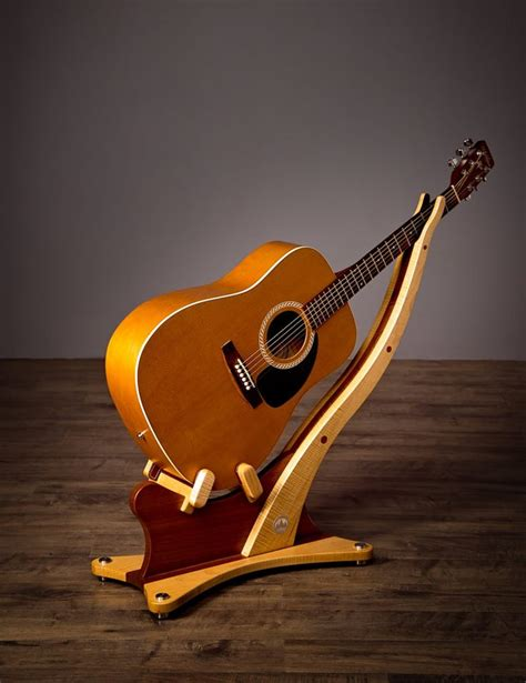 woodworking guitar stand the 25 best wood guitar stand ideas on guitar