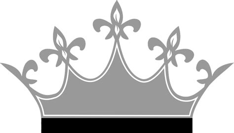 Sticker Oracal 8300 Transparent Gentian Blue Crown Princess Royalty 183 Free Vector Graphic On Pixabay