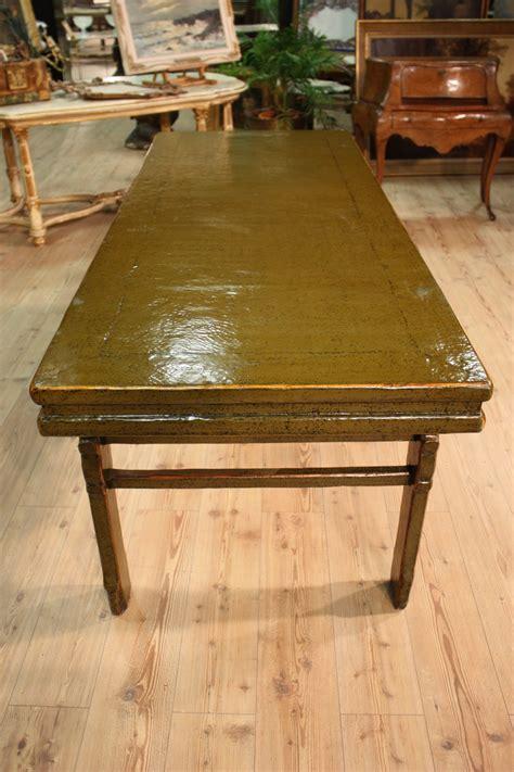 tavoli cinesi annuncio tavolo cinese in legno laccato nowarc