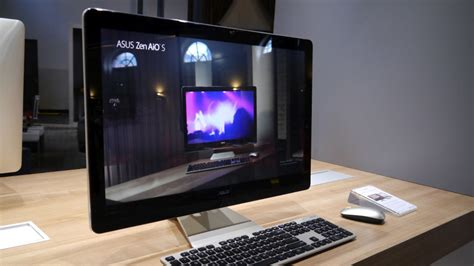 Pc Asus All In One V221 Ba035d I3 6006 Dvdrw Ext asus zen aio s on review techradar