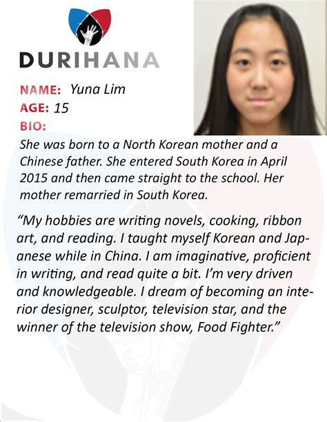 Biography Information For Students | biographies durihana inc
