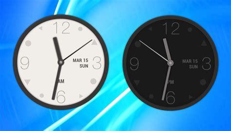 analog clock a 1 by adni18 on deviantart htc one m9 analog clock 1 for xwidget by jimking on deviantart