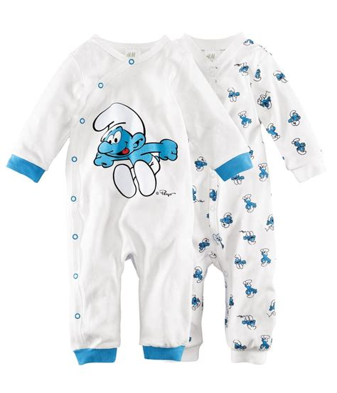 smurfs pajamas licensed stuff pinterest products and