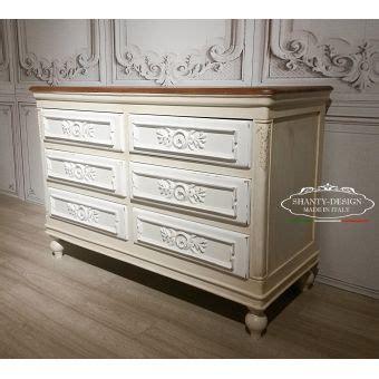 cassettiere stile provenzale cassettiera como shabby provenzale in legno decapato
