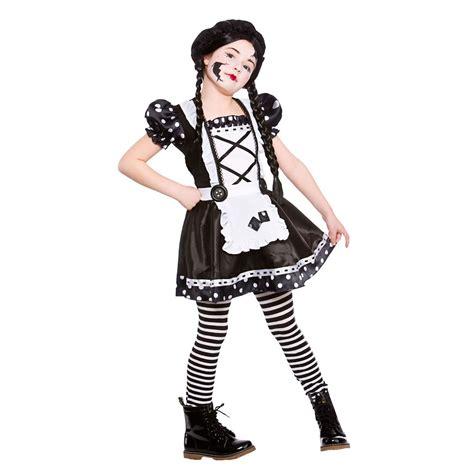 china doll costume broken china doll rag doll fancy dress