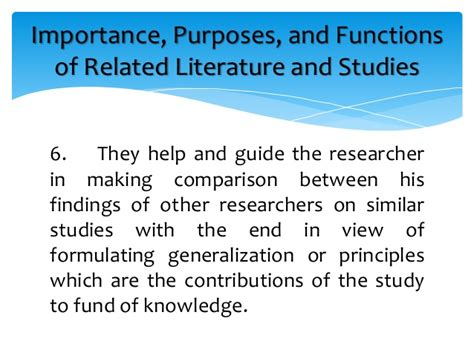 Review Of Related Literature And Studies Of Record Management System by Related Literature And Related Studies
