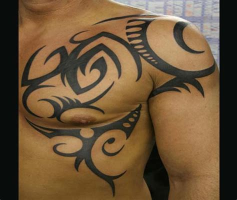tattoos for men shoulder designs