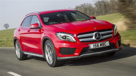 mercedes gla review top gear