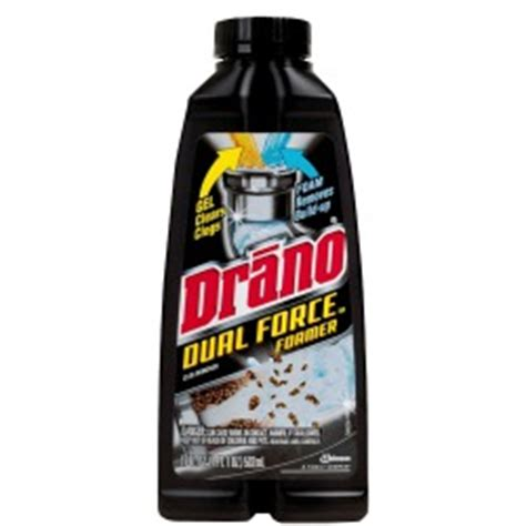 homemade drano for bathtub drano dual force foamer clog remover review cleared hair