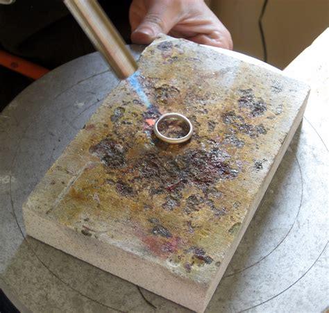gold silver stacking rings eileen moylan