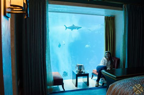 Suite Neptune Underwater Atlantis The Palm My Instagram Worthy Experience