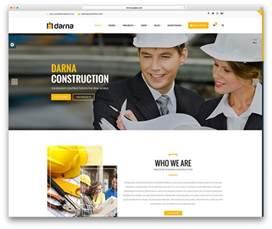 30 best construction company wordpress themes 2017 colorlib