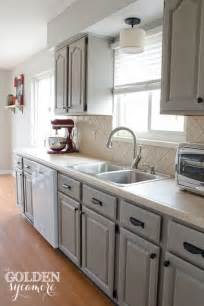 Chalk Paint Kitchen Cabinets Kitchen Sloan Chalk Paint In Linen I Did Linen On My Top Cabinets And