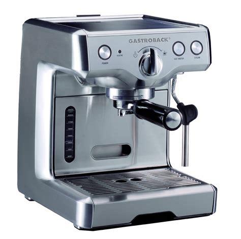beste pad kaffeemaschine gastroback kaffeemaschine die besten 5 in unserem vergleich