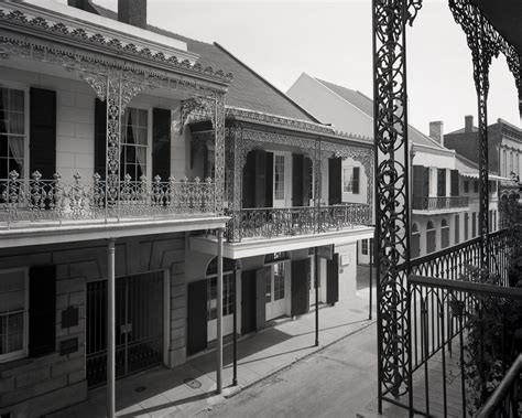 gallier house new orleans 5x7042 new orleans vieux carre gallier house 1982