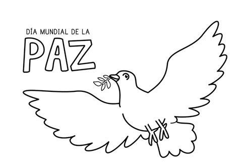 imagenes para dibujar sobre la paz educar con jes 250 s colorear la paz