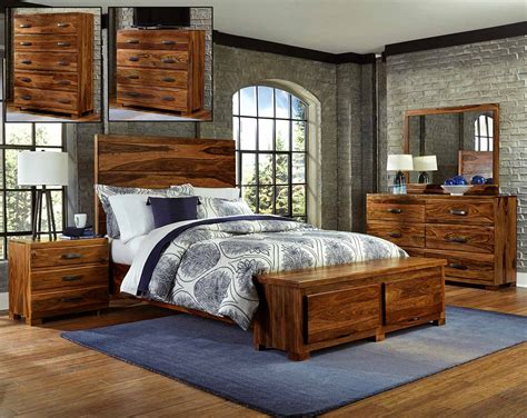 hillsdale bedroom furniture hillsdale madera storage bedroom set natural hd 1406