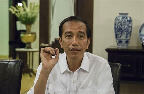 biography jokowi widodo indonesia president pledges to follow tax amnesty with