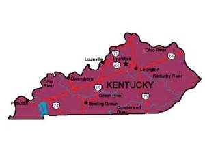 State Map Of Kentucky by Maps Update 800458 Kentucky Tourist Attractions Map