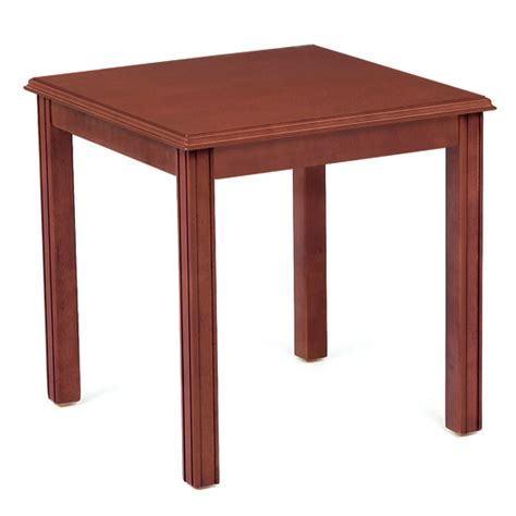 Reception Room Tables by Lesro Franklin Series End Table D1278t5 Waiting Room