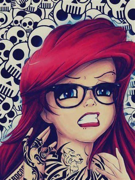imagenes hipster de las princesas 191 c 243 mo ser 237 an las princesas disney tatuadas