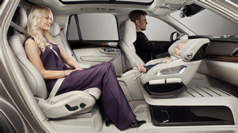 volvo xc built  baby seat