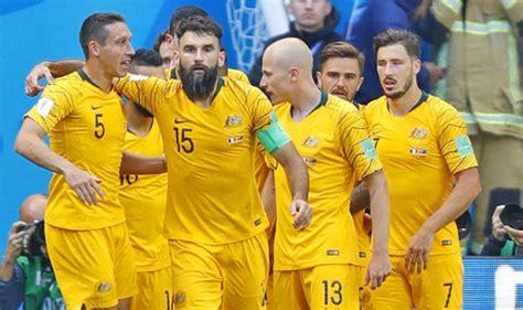 denmark vs australia live how to world cup