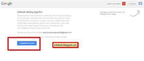 cara membuat akun gmail aman cara membuat akun gmail dengan benar m4sdoel blog
