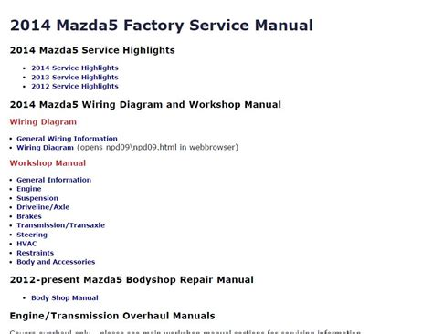 auto manual repair 2010 mazda mazda5 engine control mazda5 suspension diagram engine auto parts catalog and