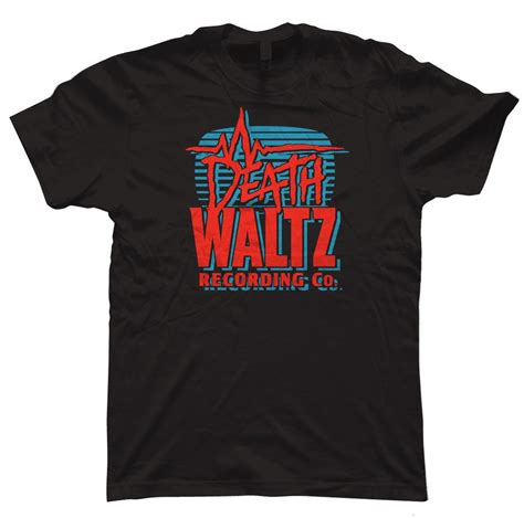 Waltz Records Waltz Recording Co T Shirt Mondo
