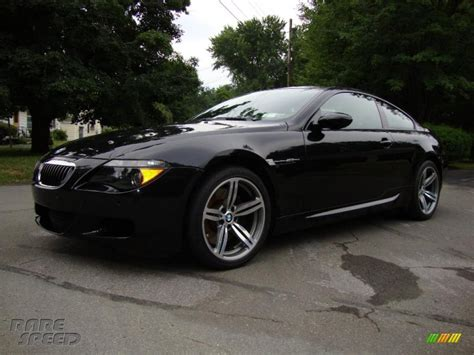 how does cars work 2007 bmw m6 security system 2007 bmw m6 coupe in black sapphire metallic 798598 rarespeed com