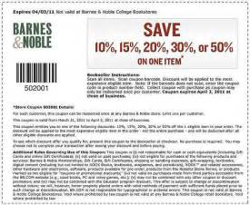 barnes and noble promo code 2015 barnes and noble printable coupon april 2015 2017 2018