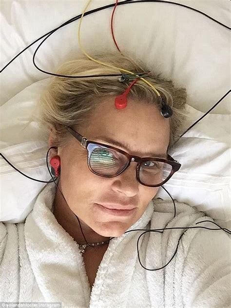 chronic neurological lyme disease yolanda foster where is yolanda foster getting treatment in florida
