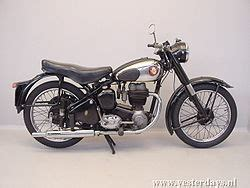 Bsa Bb31 1952 Model Ohv 350cc bsa c11