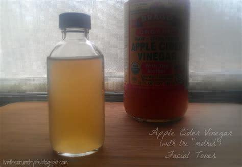 apple vinegar toner diy apple cider vinegar facial toner livin the crunchy life
