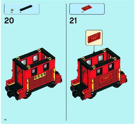 Lego Western 7597 lego western 7597 story