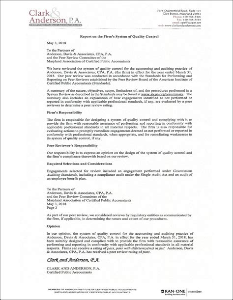 Certified Mail Sle Letter