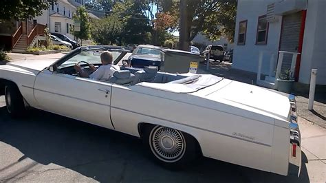 1979 Cadillac Coupe Convertible by 1979 Cadillac Cabriolet Convertible
