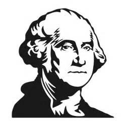 george washington presidents svg cuttable designs
