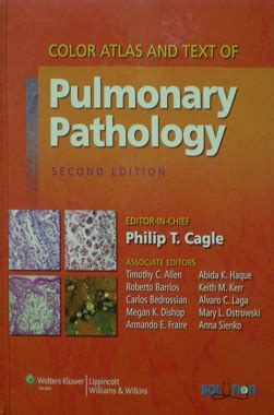 color atlas of forensic medicine and pathology second edition volume 1 books color atlas and text of pulmonary pathology 2nd ed