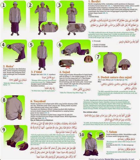 rahasia besar dibalik gerakan shalat menurut al quran