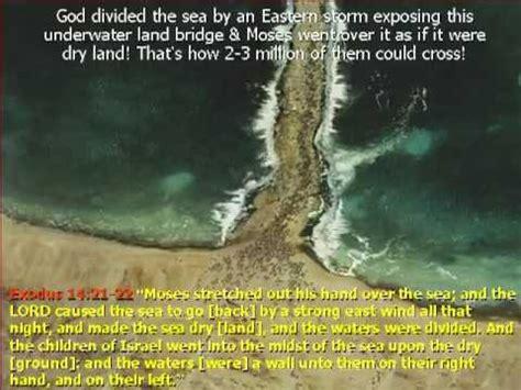 Kisah Nabi Musa As Membelah Lautan inilah bukti bahwa nabi musa pernah membelah lautan
