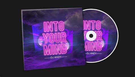 cover template psd free dj cd cover artwork free psd template by klarensm on
