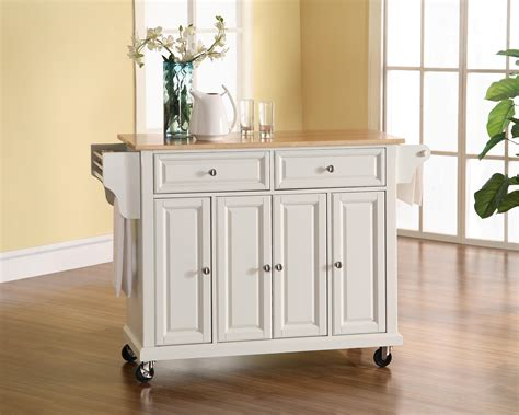 kitchen island and cart furniture home goods appliances athletic gear fitness